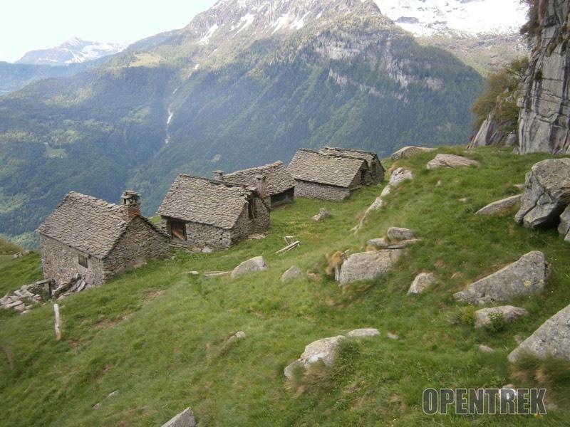 Escursione alpe Suzzo da Croveo