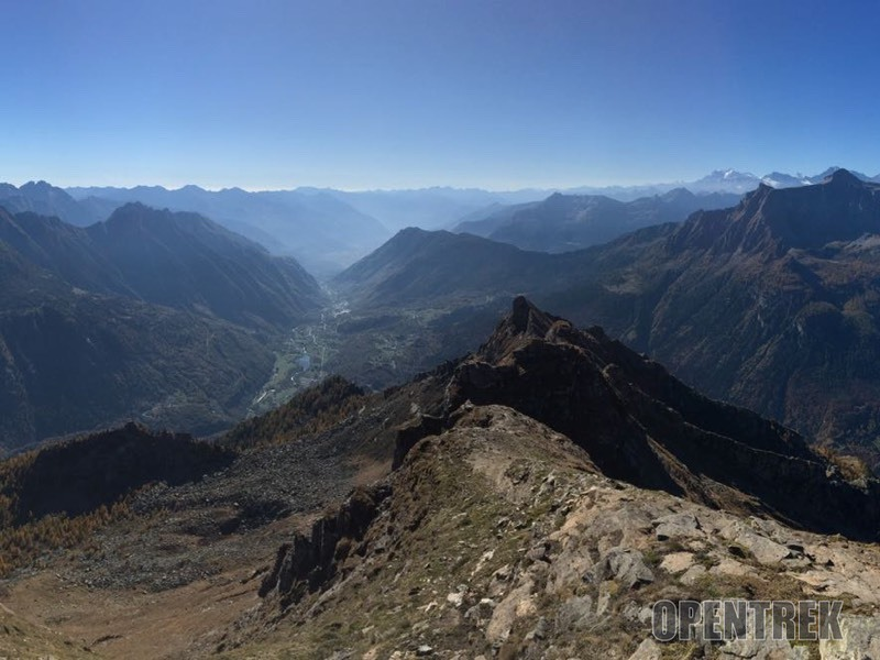 Escursione monte Gorio ( chiamato anche monte Forno ) da Agaro