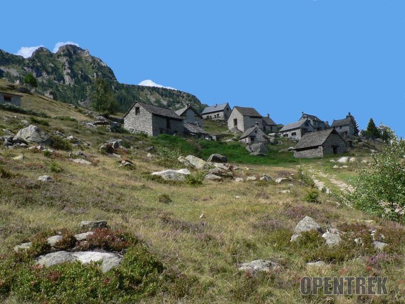 Escursione passo del Brumei da Esigo in valle Antigorio