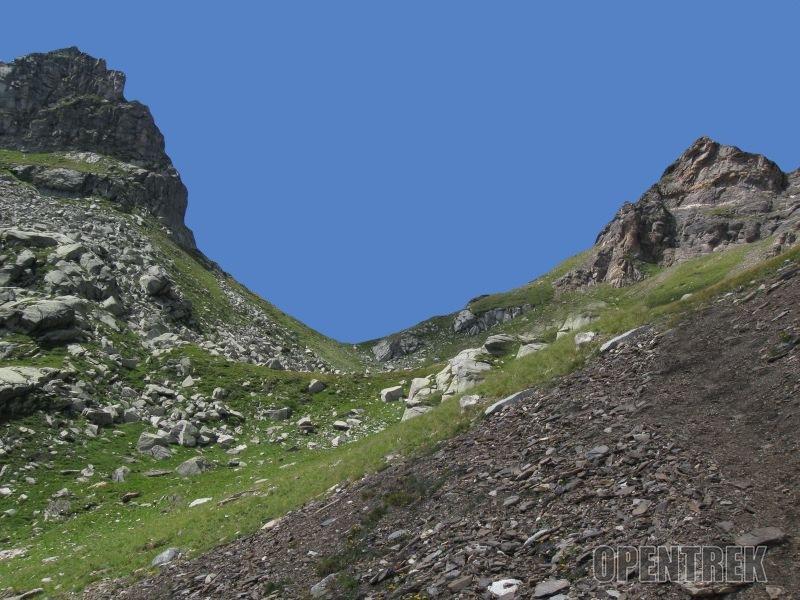 Escursione passo del Muretto valle Antigorio