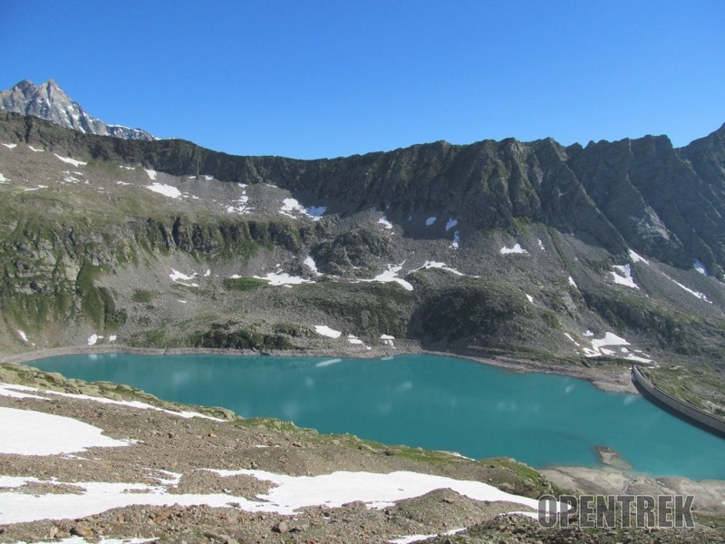 Escursione diga di Cingino e Camposecco valle Antrona