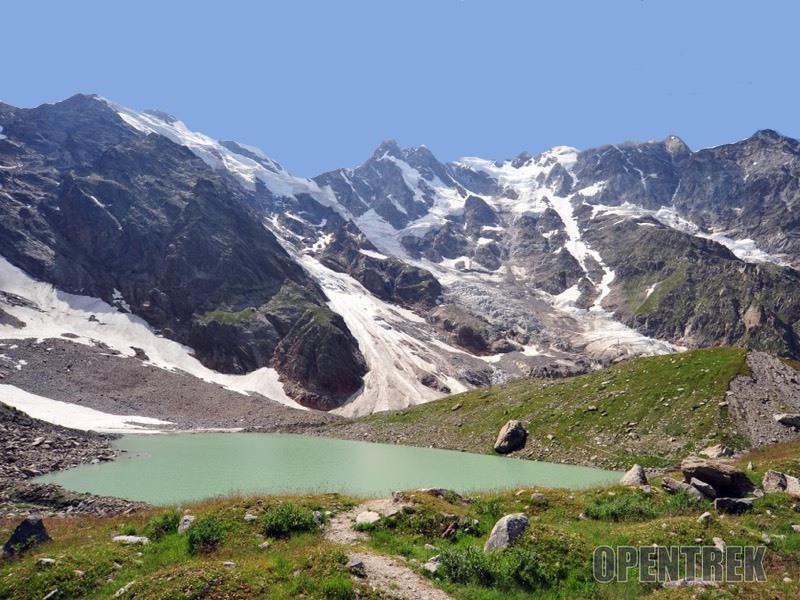 Escursione lago delle Locce valle Anzasca