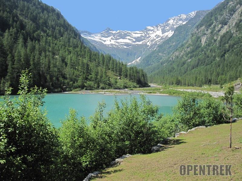 Escursione passo del Turlo valle Anzasca