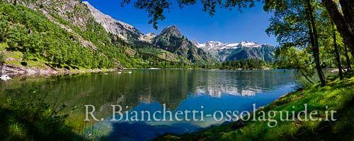 Escursione fotografica valle Antrona : verdi riflessi d'acqua