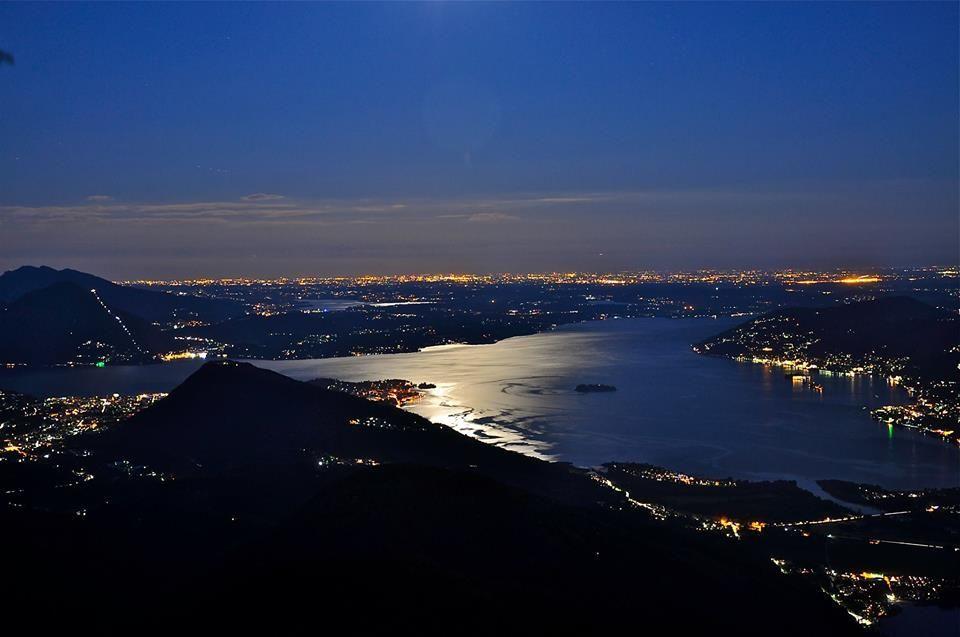 Escursione notturna guidata monte Faie, per gruppi o privati