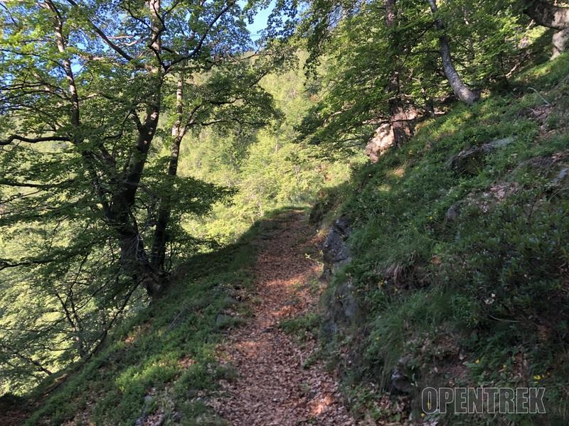 sentiero passo di Pontimia