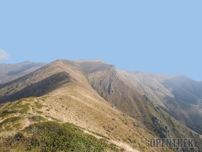 Escursione massa del Turlo e monte Croce da Quarna