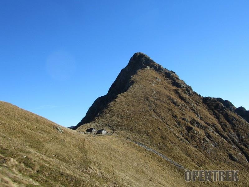 Escursione Mazza dell'Inferno e monte Ventolaro da Forno