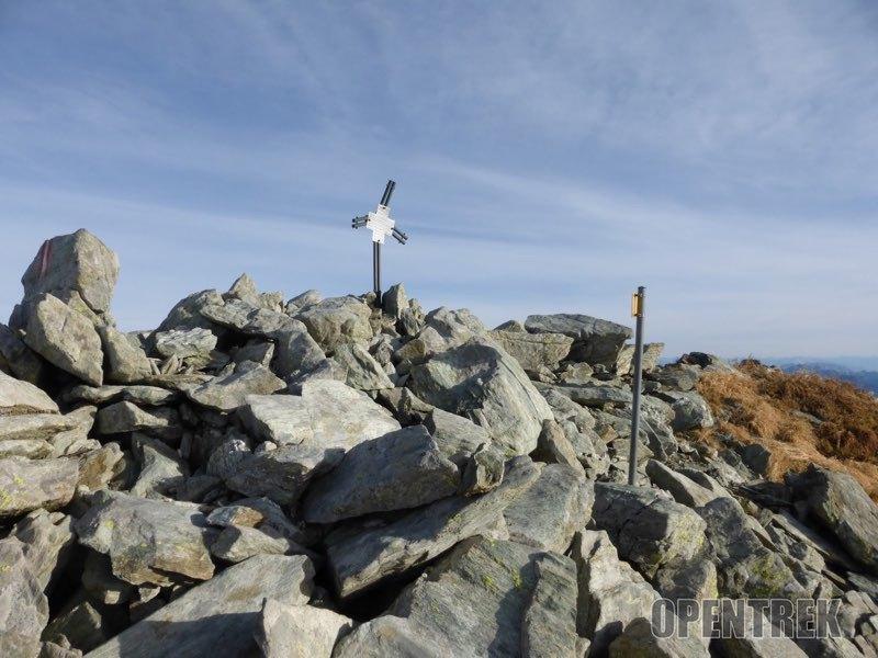 Escursione cima Ronda da Campello Monti, valle Strona