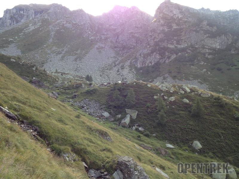 alpe bionca