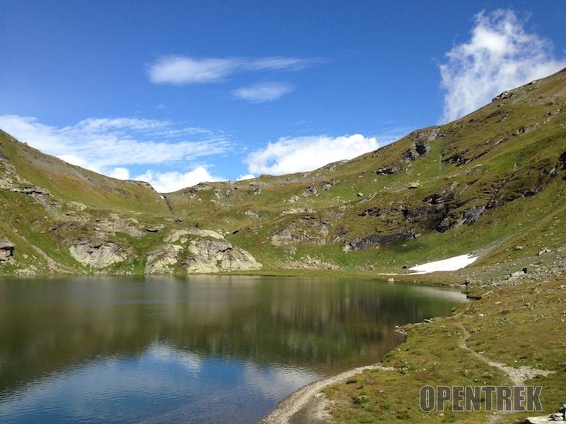 Escursione ad anello diga di Agaro - alpe Devero - Agaro.