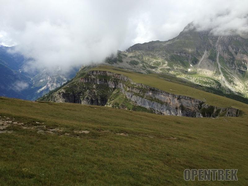 Escursione Teggiolo da Bugliaga dal passo delle Possette