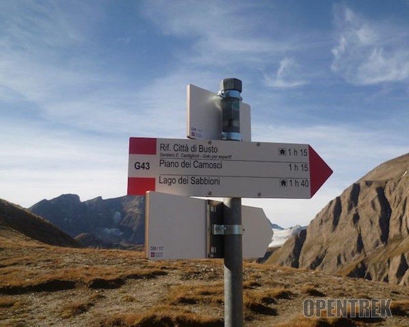 sentiero castiglioni