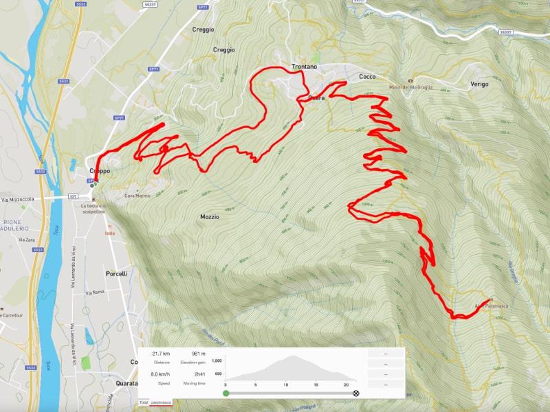 Immagine tracciato
