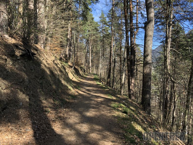 percorso Masera - Vigezzo