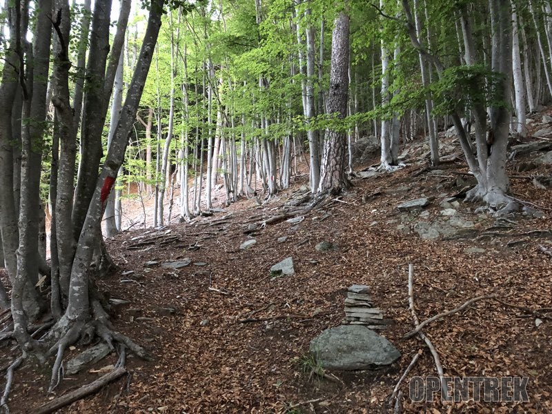 sentiero burial