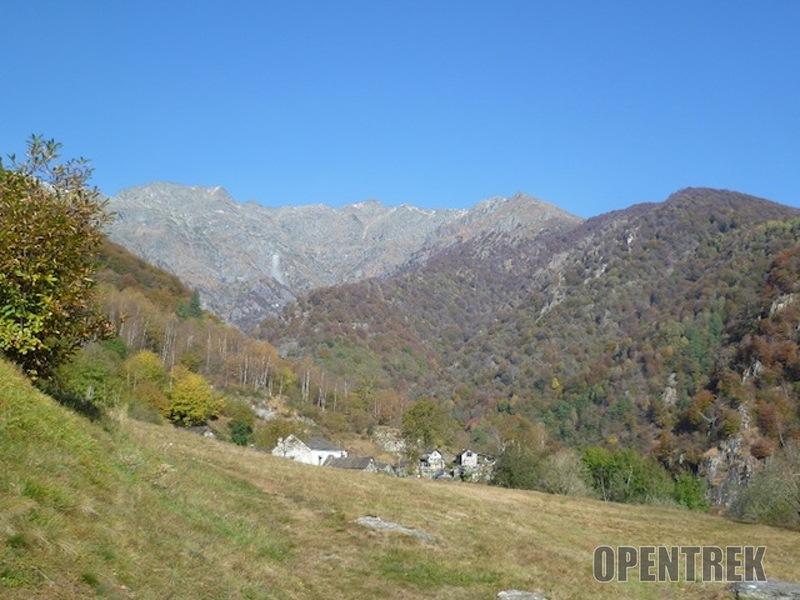 Escursione Cicogna - Pogallo - alpe Prà in Val Grande