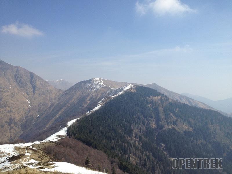 Escursione monte Todano o I Balmil da Miazzina